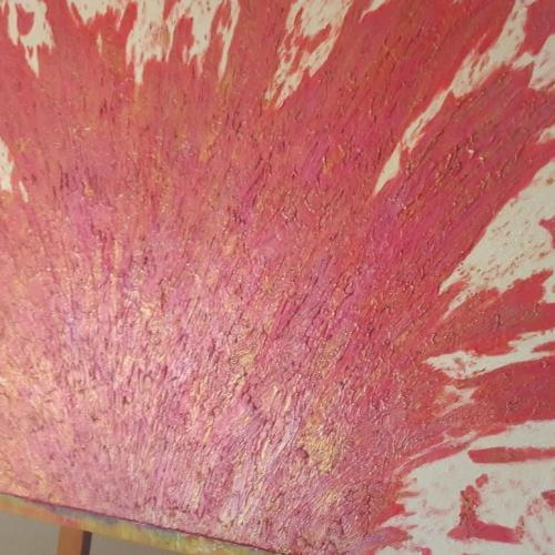 Wurzelchakra80x100 cm