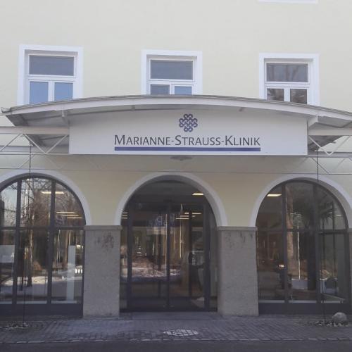 Marianne-Strauß-Klinik Behandlungszentrum Kempfenhausen für  Multiple Sklerose Kranke gemeinnützige GmbH Milchberg 21 • 82335 Berg